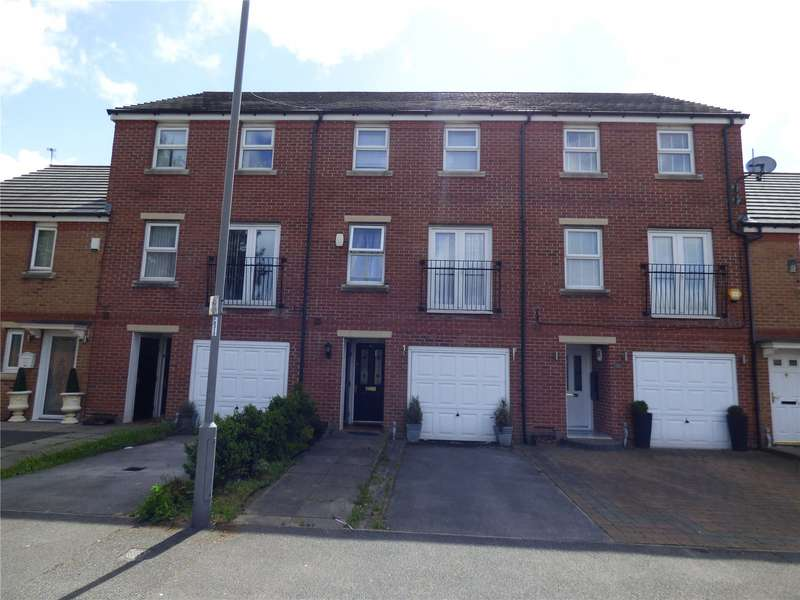4 Bedrooms Terraced House for sale in Dobson Street, Liverpool, Merseyside, L6