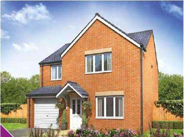4 Bedrooms Detached House for sale in Roseberry, Mampitts Lane, Shaftesbury