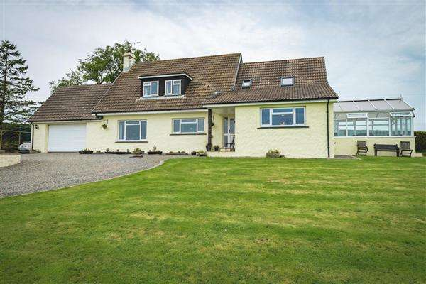 5 Bedrooms Detached House for sale in Ty Newydd, Wiston, Haverfordwest