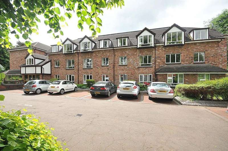 1 Bedroom Retirement Property for sale in Lynwood, Wilmslow