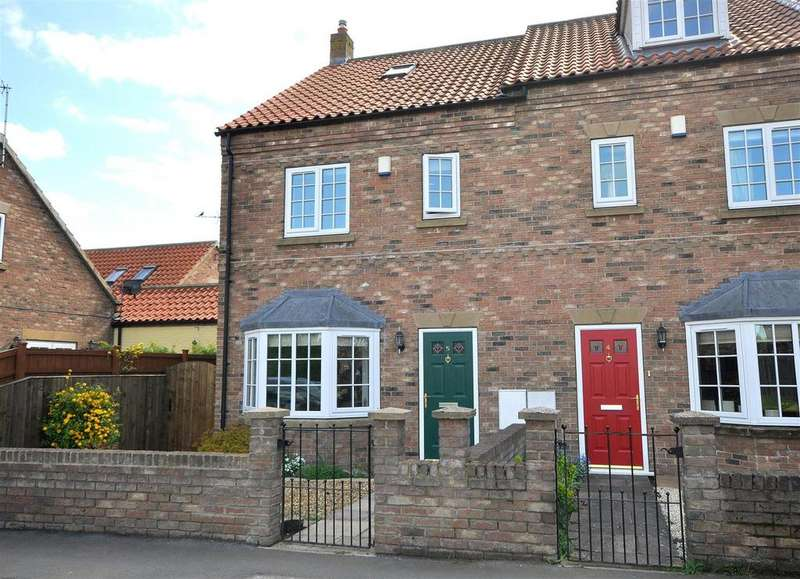 3 Bedrooms Terraced House for sale in Gravel Hole Lane, Sowerby, Thirsk