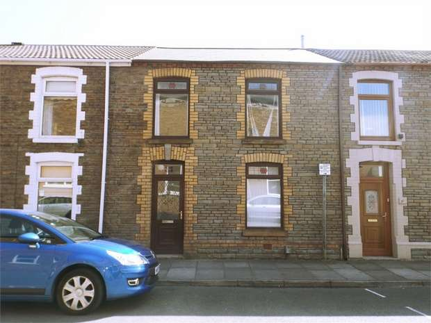 3 Bedrooms Terraced House for sale in Manor Street, Port Talbot, West Glamorgan