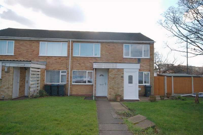 2 Bedrooms Maisonette Flat for sale in Somerton Drive, Erdington, Birmingham.