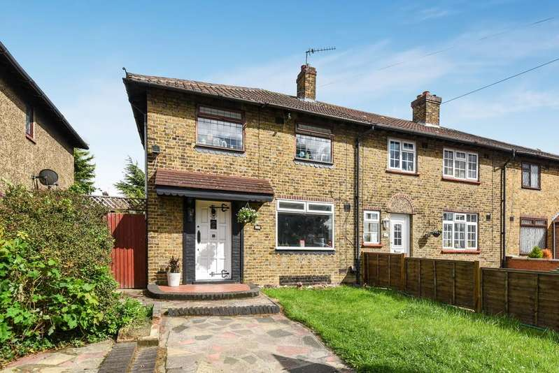 3 Bedrooms End Of Terrace House for sale in Farnaby Road London SE9