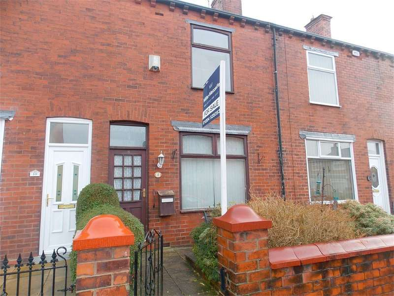 2 Bedrooms Terraced House for sale in Parkdale Road, Tonge Park, Bolton, Lancashire