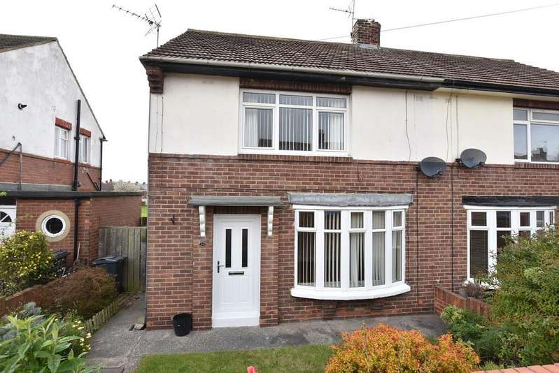 2 Bedrooms Semi Detached House for rent in Don View, West Boldon
