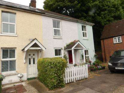 2 Bedrooms Terraced House for sale in Fareham, Hampshire