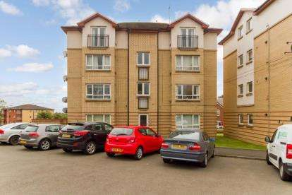 2 Bedrooms Flat for sale in Windmill Court, Motherwell, North Lanarkshire