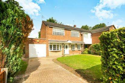 3 Bedrooms Link Detached House for sale in Lugano Road, Bramhall, Stockport, Greater Manchester