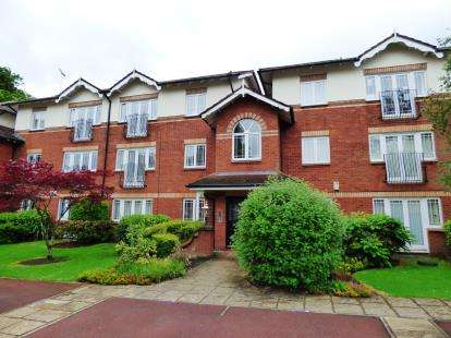 2 Bedrooms Flat for sale in Shelbourne Mews, Macclesfield, Cheshire