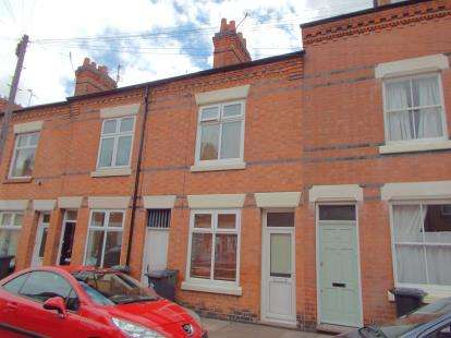 2 Bedrooms Terraced House for sale in Rivers Street, Leicester, Leicestershire