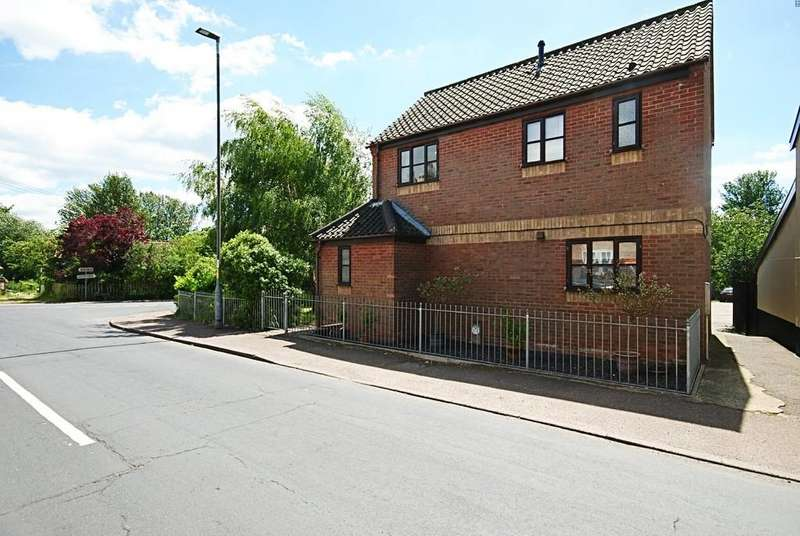 3 Bedrooms Detached House for sale in Diss Road, Scole, Diss