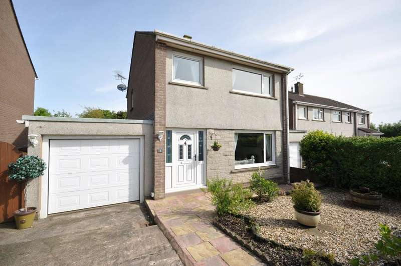 3 Bedrooms Detached House for sale in Bassenthwaite Close, Millom, Cumbria, LA18 4PD