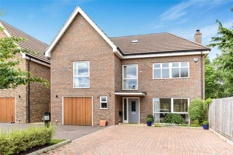 5 Bedrooms House for sale in Upper Hill Rise, Rickmansworth, Hertfordshire, WD3