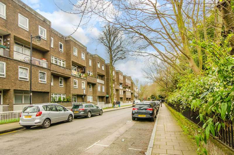 4 Bedrooms Flat for sale in Colebrooke Row, Islington, N1