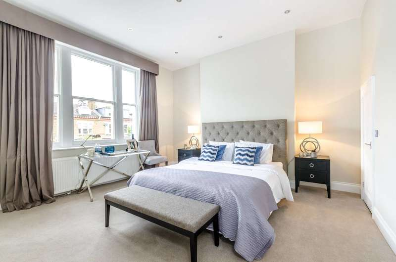 3 Bedrooms Flat for sale in Cavendish Road, Kilburn, NW6
