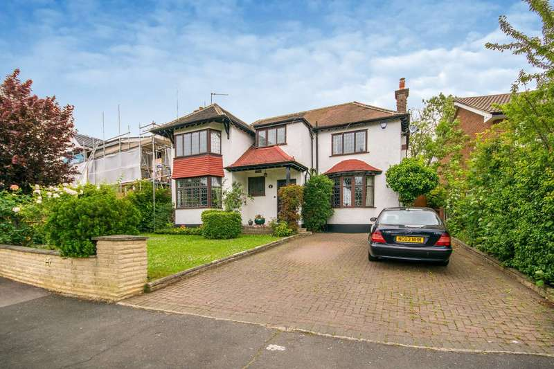 4 Bedrooms House for sale in Pollards Hill West, Norbury, SW16