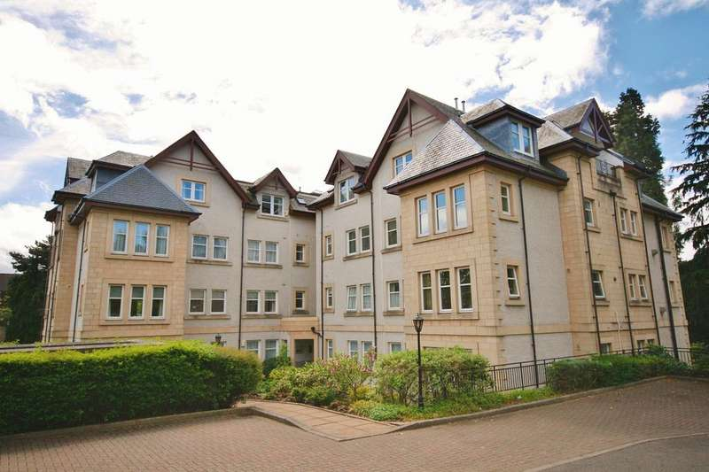 2 Bedrooms Apartment Flat for sale in 1/10 Kinellan Road, Murrayfield, Edinburgh EH12 6ES