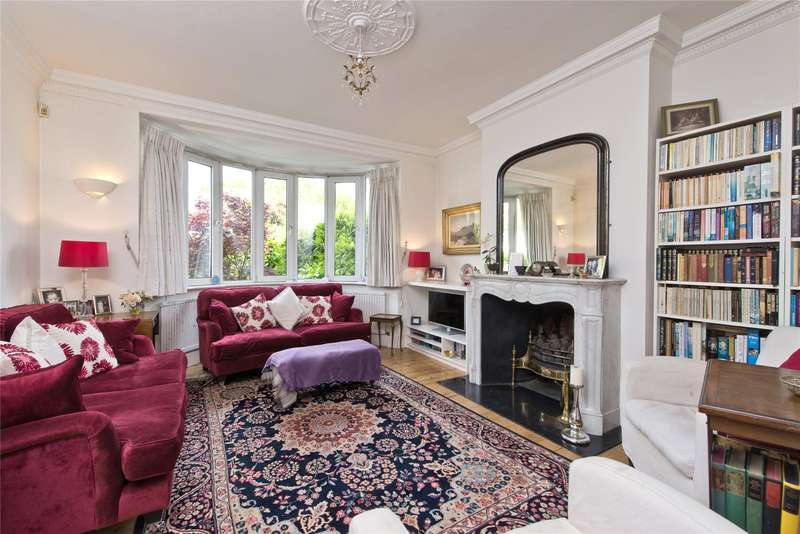 4 Bedrooms House for sale in Girdwood Road, Southfields, London, SW18