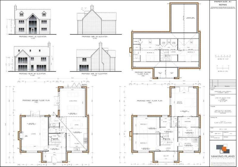 5 Bedrooms Detached House for sale in Burton Road, Tutbury