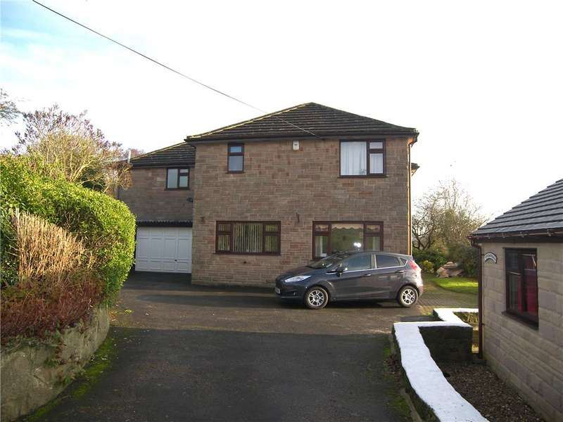 4 Bedrooms Detached House for sale in Chase Road, Ambergate, Belper, Derbyshire, DE56