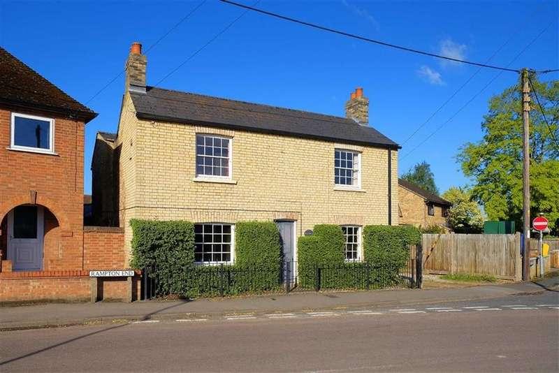 3 Bedrooms Detached House for sale in Rampton End, Willingham, Cambridge