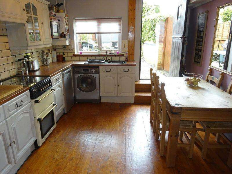 2 Bedrooms Terraced House for sale in Drayton High Road, Drayton, Norwich