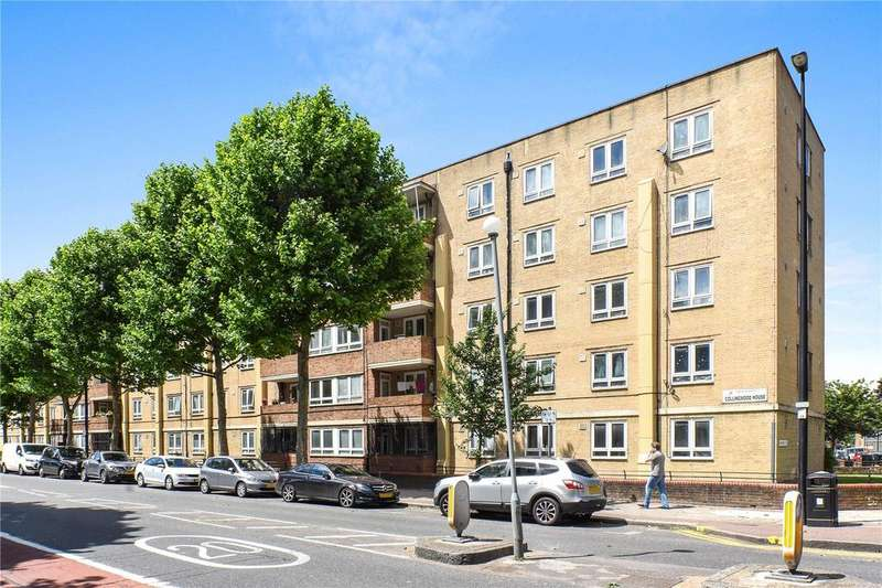 3 Bedrooms Apartment Flat for sale in Darling Row, Whitechapel, E1