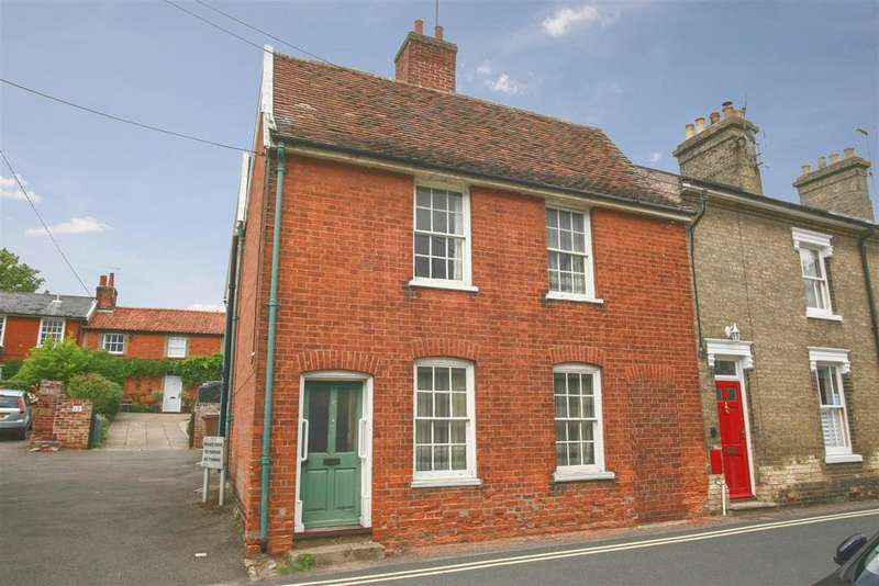 3 Bedrooms Town House for sale in Seckford Street, Woodbridge