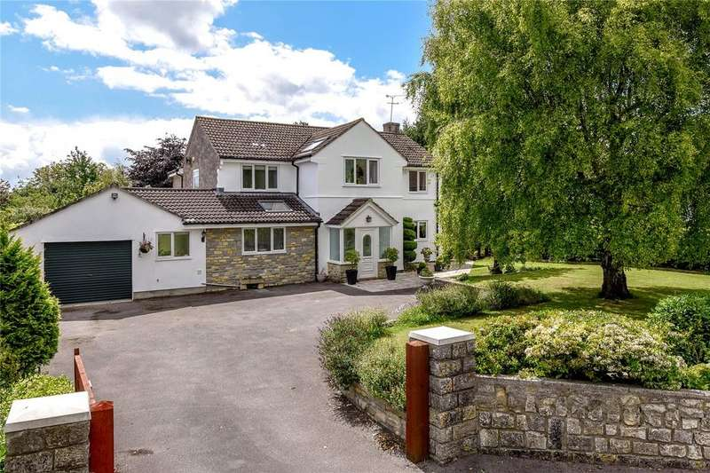 4 Bedrooms Detached House for sale in Stoney Lane, Curry Rivel, Langport, Somerset
