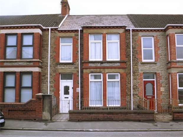 3 Bedrooms Terraced House for sale in Abbey Road, Port Talbot, West Glamorgan