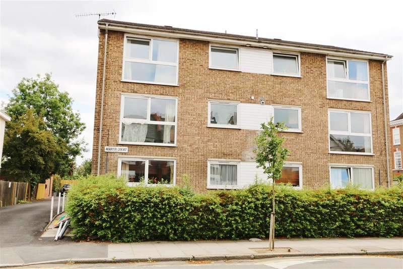 2 Bedrooms Apartment Flat for sale in Martin Court, 48 Pelham Road, Wimbledon