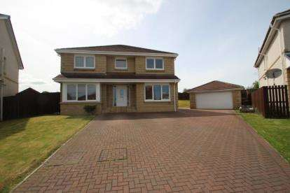 5 Bedrooms Detached House for sale in Beecraigs Way, Plains, Airdrie, North Lanarkshire