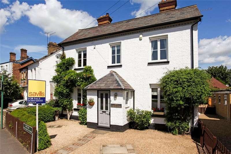 3 Bedrooms Unique Property for sale in London Road, Ascot, Berkshire, SL5