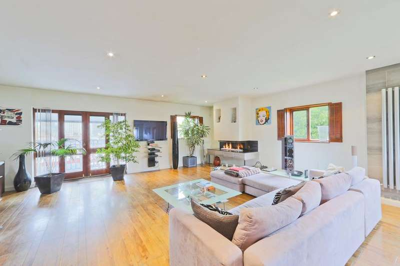 4 Bedrooms House for sale in Bridge House Quay, London E14