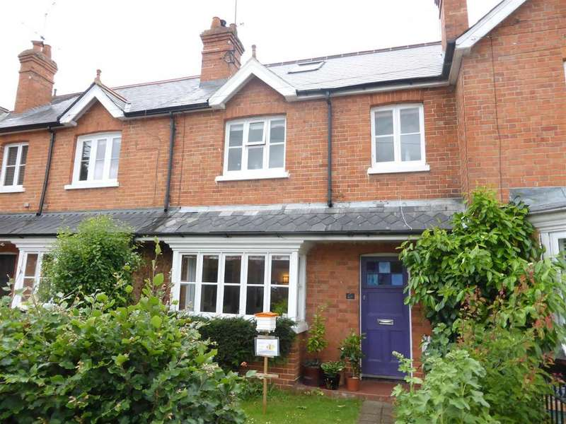 3 Bedrooms Terraced House for sale in Horseshoe Road, Pangbourne, Reading