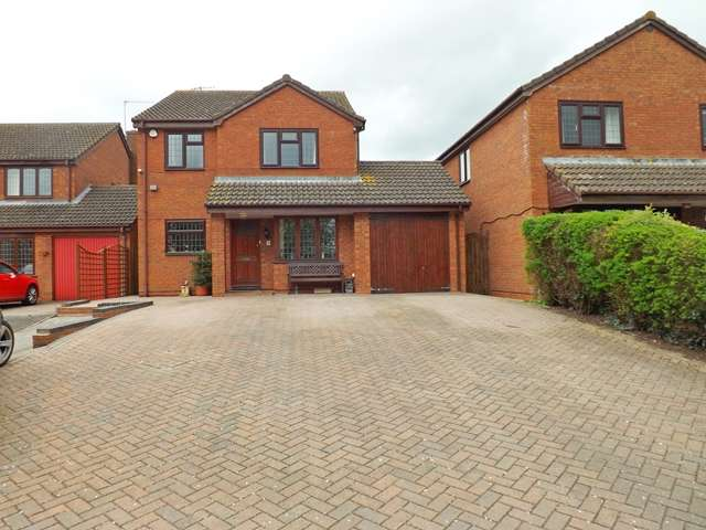4 Bedrooms Detached House for sale in The Rowans, Harvington, Evesham