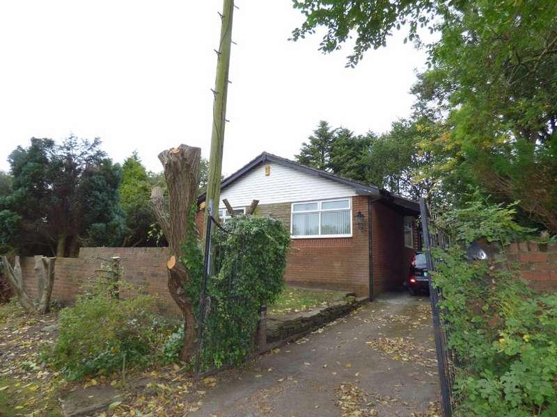 5 Bedrooms Detached Bungalow for sale in Hampton Street, Coppice, Oldham, Lancashire, OL8