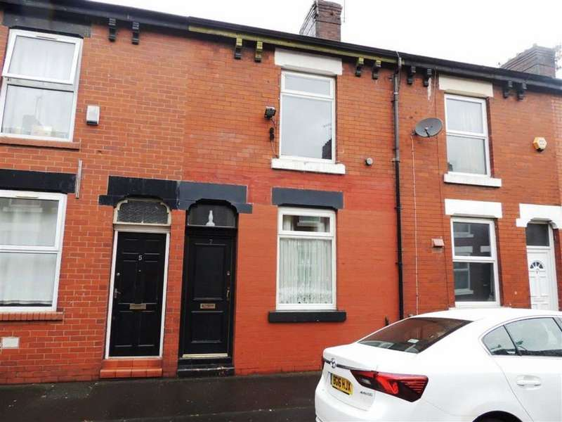 2 Bedrooms Property for sale in Connie Street, Openshaw, Manchester