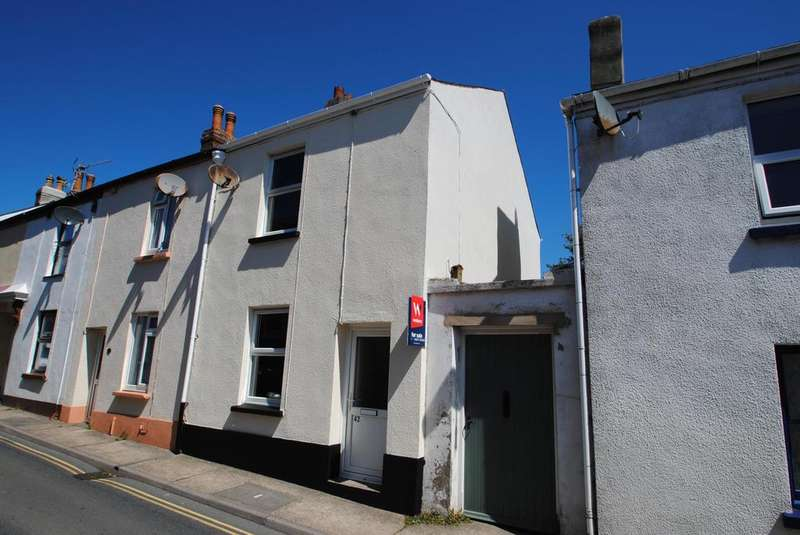 2 Bedrooms Semi Detached House for sale in Honestone Street, Bideford