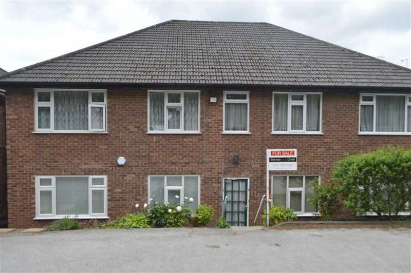 2 Bedrooms Apartment Flat for sale in Ingestre Court, Oxton, CH43