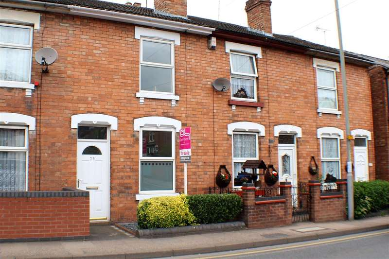 2 Bedrooms Terraced House for sale in Astwood Road, Worcester