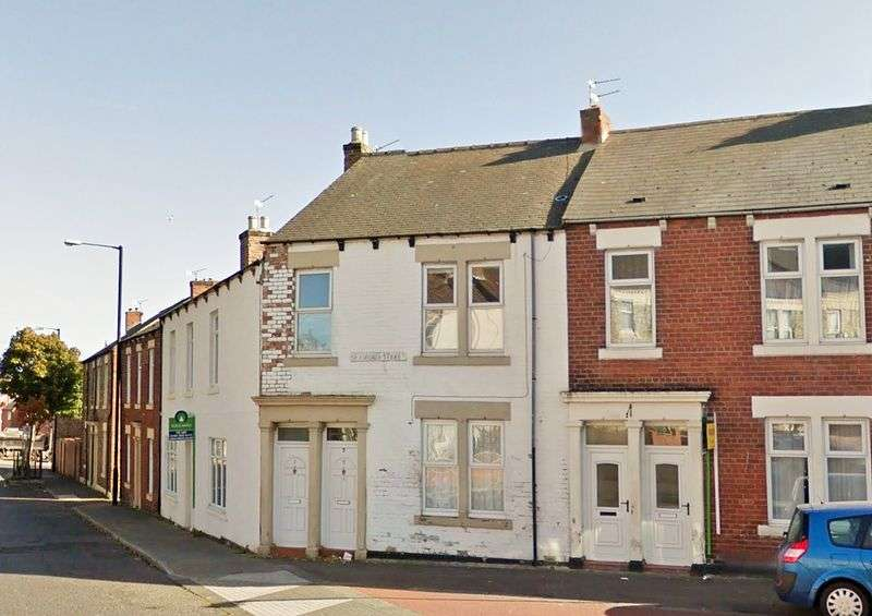 2 Bedrooms Property for sale in Seymour Street, North Shields