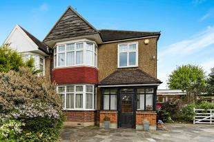 4 Bedrooms Semi Detached House for sale in Shirley Road, Shirley, Croydon