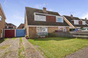 3 Bedrooms Semi Detached House for sale in Fellmead, East Peckham, Tonbridge