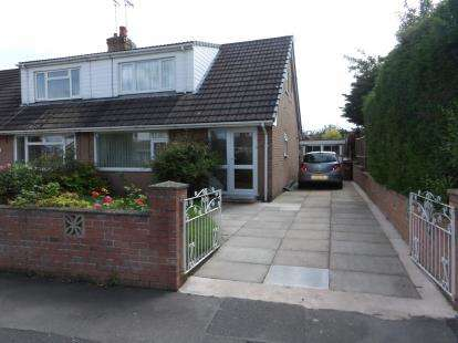 3 Bedrooms Semi Detached House for sale in The Boulevard, Broughton, Chester, Flintshire, CH4