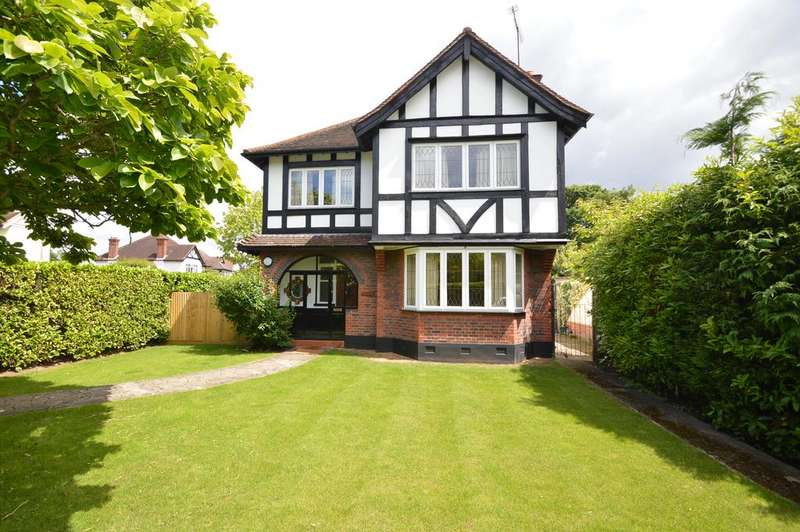 4 Bedrooms Detached House for sale in HERSHAM ROAD, WALTON ON THAMES KT12