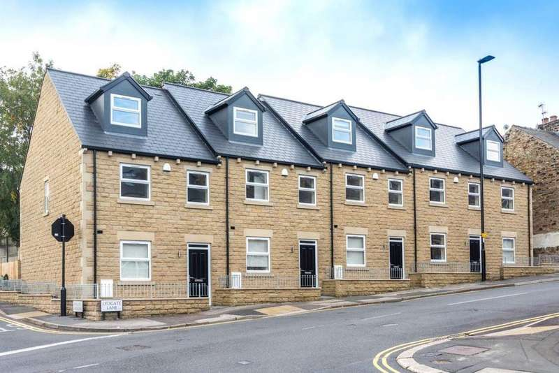 3 Bedrooms Terraced House for rent in Lydgate Lane, Crookes, S10 5FP