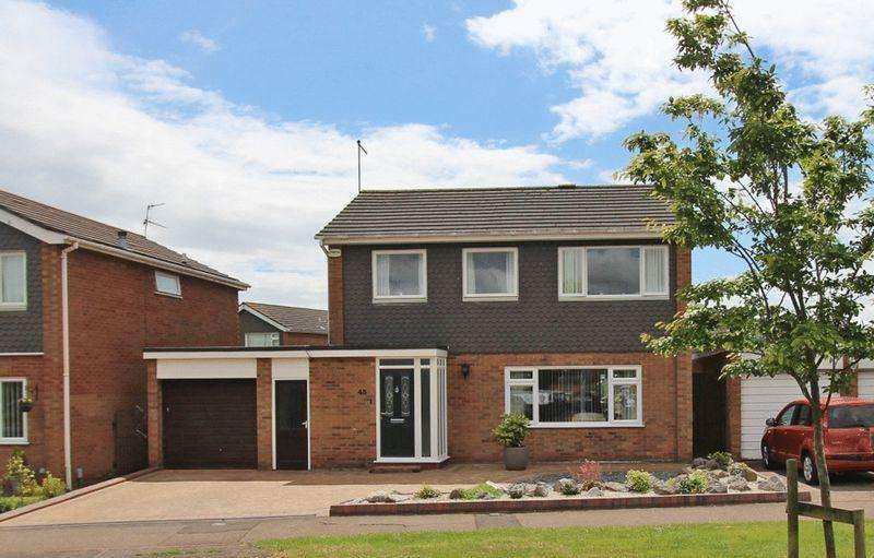 4 Bedrooms Detached House for sale in Bradwell Road, Peterborough