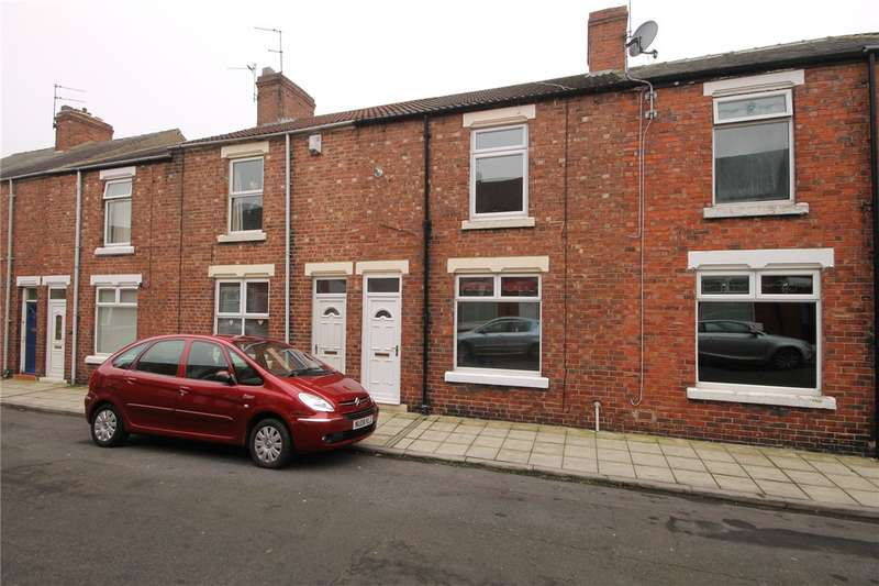 2 Bedrooms Terraced House for sale in Henry Street, Shildon, Co Durham, DL4